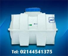 منبع آب 100 لیتری پلی اتیلن