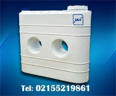 منبع آب مکعبی 2000 لیتری