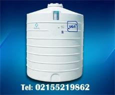 منبع آب 5000 لیتری پلی اتیلن
