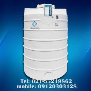 مخزن آب 1500 لیتری پلی اتیلن