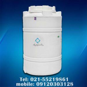 مخزن آب 220 لیتری پلی اتیلن