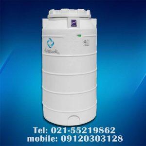 مخزن آب 350 لیتری پلی اتیلن