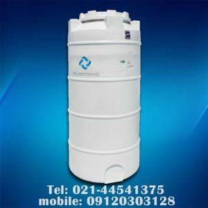 مخزن آب 550 لیتری پلی اتیلن